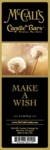 NEW! - Make a Wish McCall's Candle Bar | New Releases by McCall's