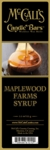 NEW! - Maplewood Farms McCall's Candle Bar | New Releases by McCall's