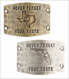 NEW! - Never Forget Your Roots - Lenny & Eva