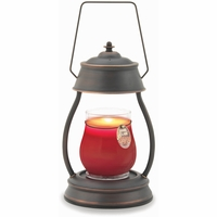 NEW! - Oil Rubbed Bronze Hurricane Candle Warmer Lantern