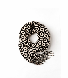 Pender Patterned Scarf - Spartina 449
