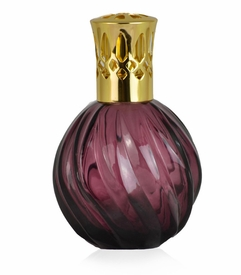 Plum Swirl Fragrance Lamp by Sophia's