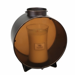 Porthole Lantern for 22 oz. WoodWick Candle | Jar Candles - Woodwick Fall & Winter 2015