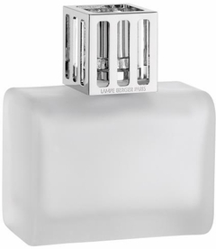 NEW! - Quadri Frosted Fragrance Lamp by Lampe Berger