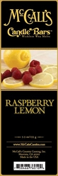 Raspberry Lemon McCall's Candle Bar | Candle Bars by McCall's