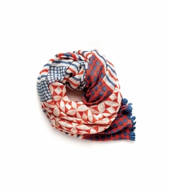 NEW! - Sand & Sea Pattern Play Scarf by Spartina 449