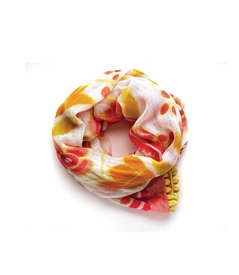NEW! - Sand & Sea Secret Garden Scarf by Spartina 449
