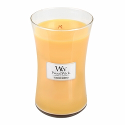 Seaside Mimosa WoodWick Candle 22 oz. | WoodWick Fragrance Of The Month