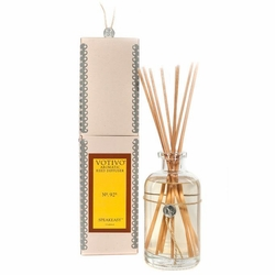 Speakeasy Aromatic Reed Diffuser Votivo Candle | Aromatic Collection Reed Diffuser Votivo Candle