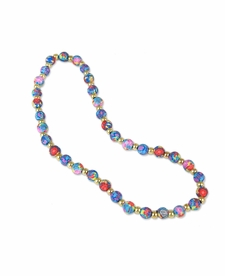 NEW! - Splash of Tropical Classic Necklace - Viva Beads