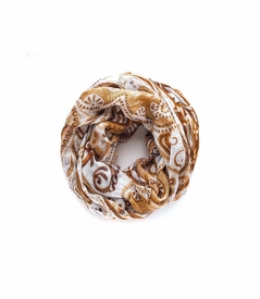 NEW! - St. Simons Patterned Scarf by Spartina 449