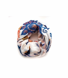 NEW! - Sullivan's Hibiscus Scarf by Spartina 449