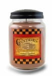 Toasted Hazelnut 26oz Large Jar Candleberry Candle | Large Jar Candles by Candleberry