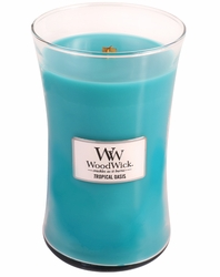 Tropical Oasis WoodWick Candle 22 oz. | Woodwick Candles 22 oz.