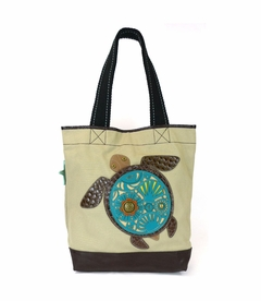 NEW! - Turtle Simple Tote - Sand