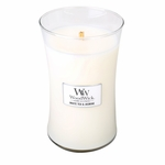 NEW! - White Tea & Jasmine WoodWick Candle 22 oz. | Jar Candles - Woodwick Fall & Winter 2015