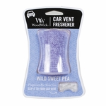 NEW! - Wild Sweet Pea WoodWick Car Vent Freshener | Car Vent Fresheners - Woodwick Fall & Winter 2015