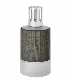 NEW! - Wood Grey Fragrance Lamp by Lampe Berger