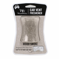 Wood Smoke WoodWick Car Vent Freshener | Car Vent Fresheners - Woodwick Fall & Winter 2015