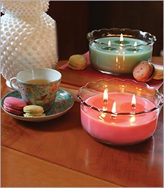 NEW! - WoodWick Macaron Collection Candles
