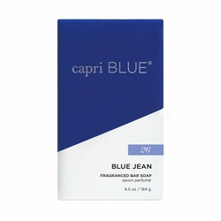 No. 26 Blue Jean 6.5 oz. Signature Collection Bar Soap by Capri Blue | Signature Collection Bath & Body Products by Capri Blue