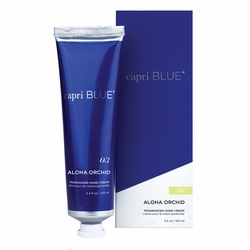 No. 3 Aloha Orchid 3.4 oz. Signature Collection Hand Cream by Capri Blue | Signature Collection Bath & Body Products by Capri Blue