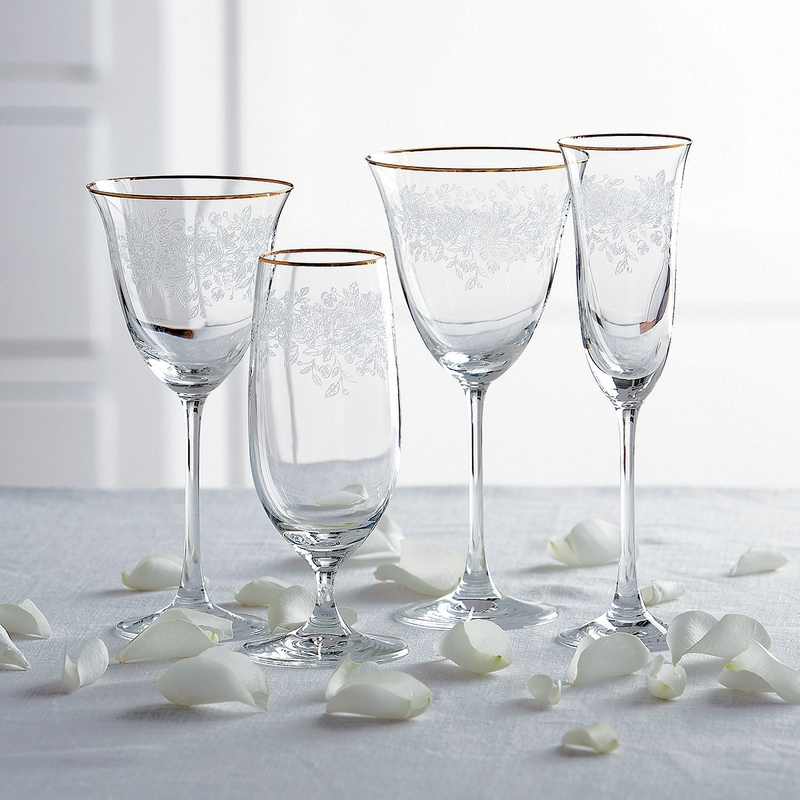 Old Country Roses Iced Beverage Glass