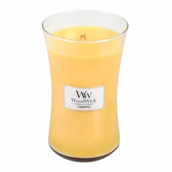 Pineapple WoodWick Candle 22 oz. | New Spring & Summer WoodWick Scents
