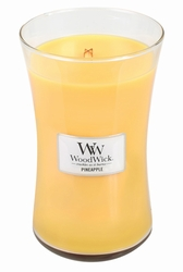 Pineapple WoodWick Candle 22 oz. | New Spring & Summer WoodWick Items