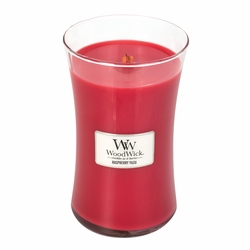 Raspberry Yuzu WoodWick Candle 22 oz. | Woodwick Candles 22 oz.