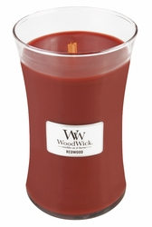 Redwood WoodWick Candle  22 oz. | WoodWick Fragrance Of The Month