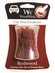 Redwood WoodWick Car Vent Freshener | WoodWick Car Vent Fresheners