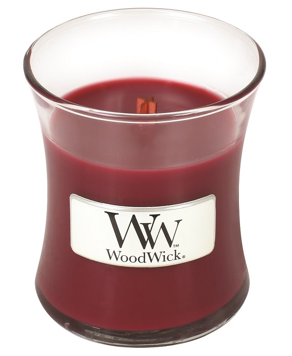 Rum Raisin Woodwick Candle 3 4 Oz