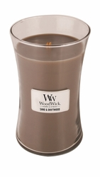 Sand & Driftwood WoodWick Candle 22 oz. | Woodwick Candles 22 oz.