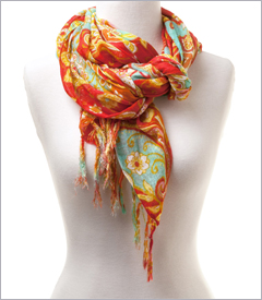 Scarves by Spartina 449