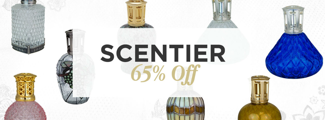 Scentier Fragrance Lamps
