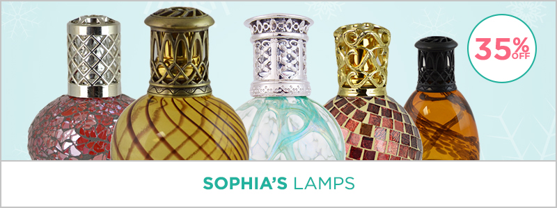 SOPHIA'S FRAGRANCE LAMPS