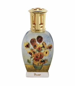 Sunflowers by Van Gogh Fragrance Lamp by Lampe Berger