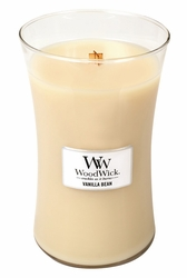 Vanilla Bean WoodWick Candle 22 oz. | WoodWick Fragrance Of The Month