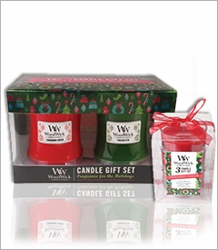 WoodWick Candle Gift Sets