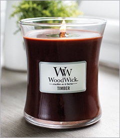 WoodWick Candles 10 oz.