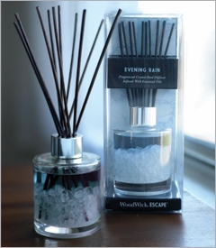 WoodWick Escape Crystal Reed Diffusers