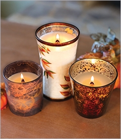 WoodWick Fall Collection
