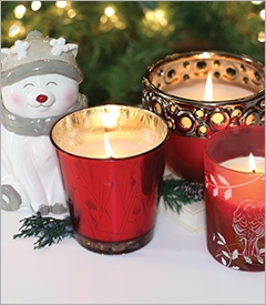 WoodWick Holiday Collection