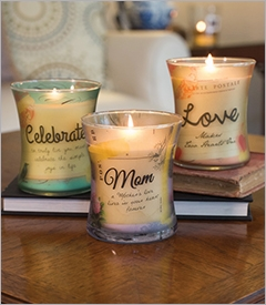 WoodWick Inspirational Collection Candles