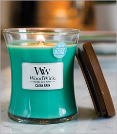 WoodWick Odor Neutralizing Collection