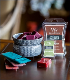 WoodWick Wax Melts