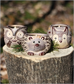 WoodWick Woodland Friends Collection Candles