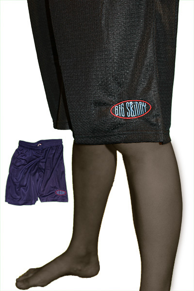 Big Skinny Men's Basketball Shorts