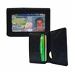 Card Holder with Zippered Pocket